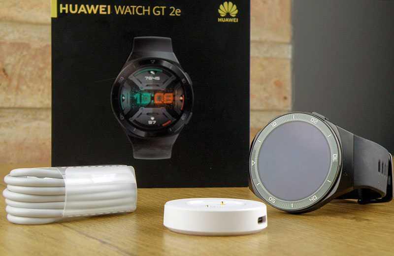 Huawei Watch GT 2e из коробки