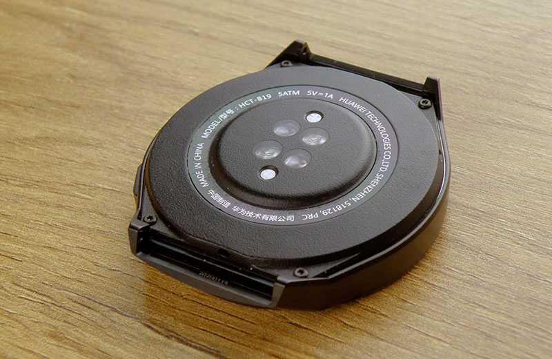 Huawei Watch GT 2e датчики