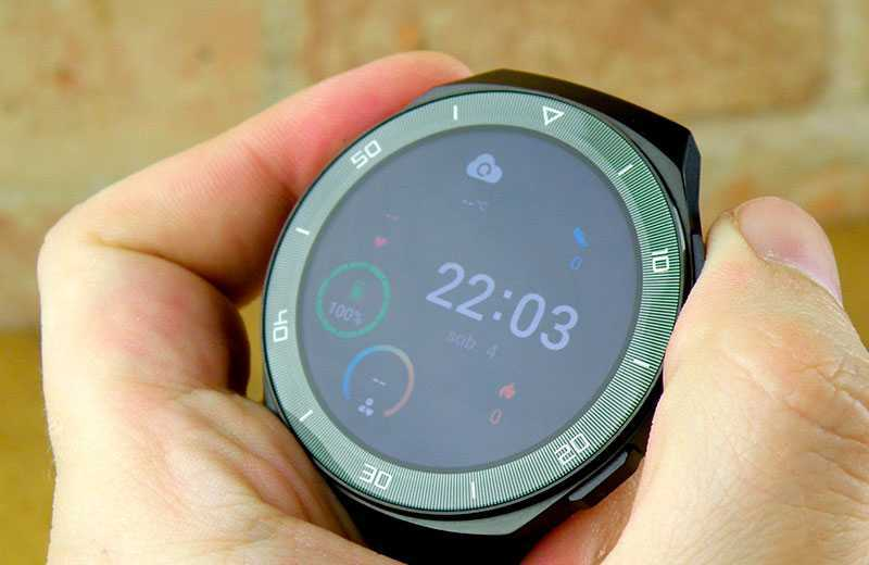 Huawei Watch GT 2e функции
