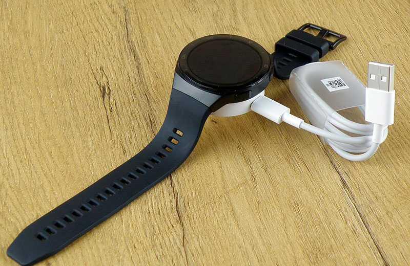 Huawei Watch GT 2e на практике