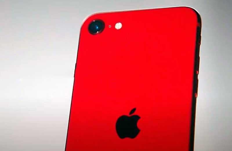 IPhone SE 2020 отзыв