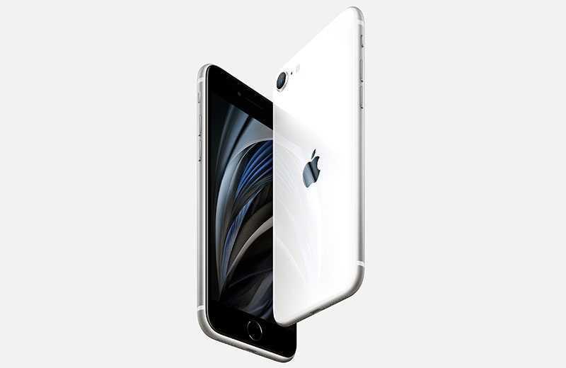 Новый iPhone SE 2020