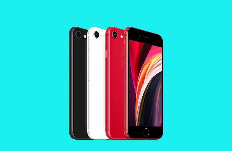 Характеристики iPhone SE 2020 и цены