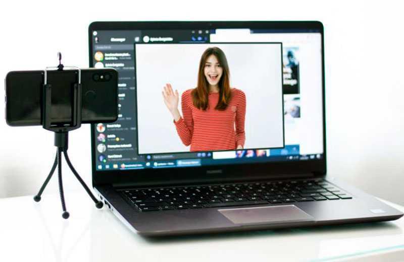 Как использовать камеру телефона на компьютере?