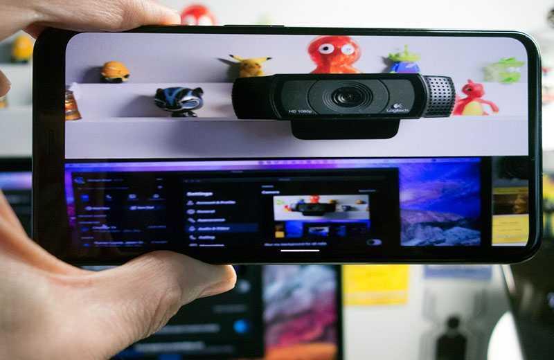 Можно ли подключить камеру телефона к компьютеру через другие приложения?