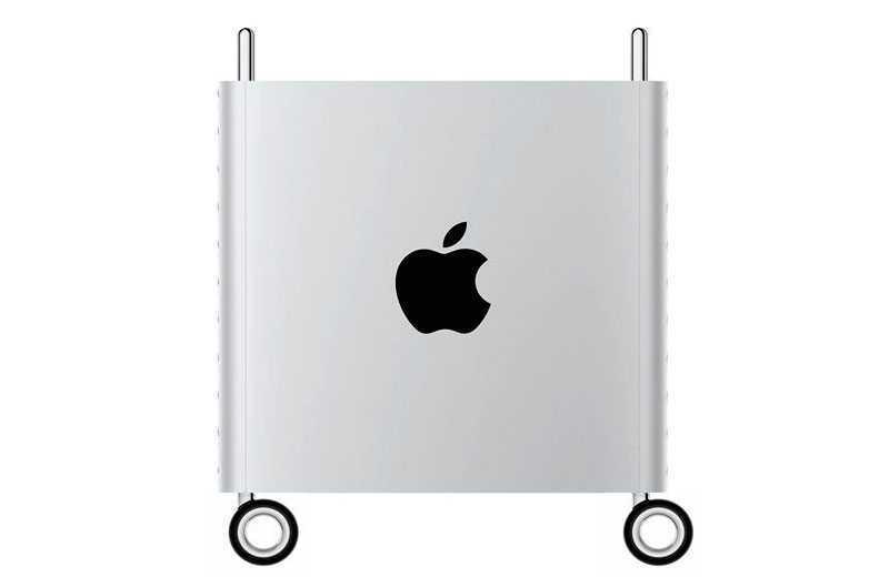 Колёса для Apple Mac Pro стоят как автомобиль