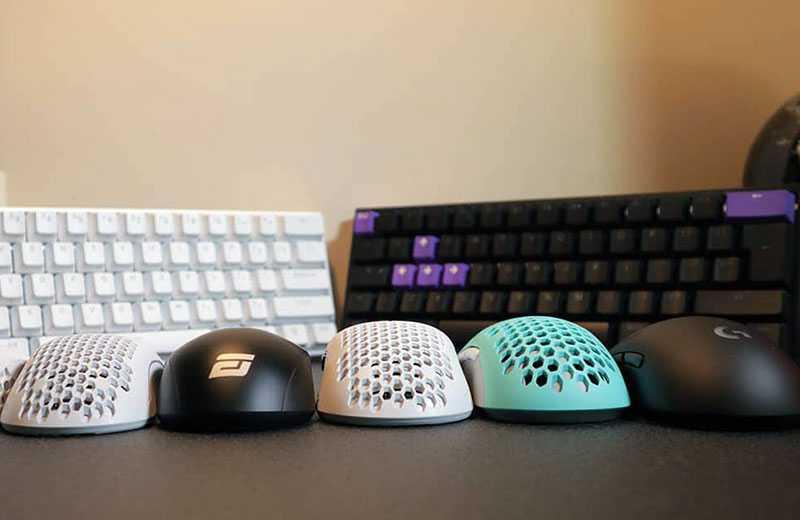 Лучшая недорогая игровая мышь