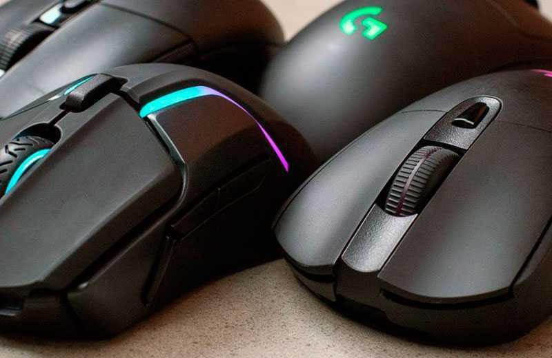 Игровая мышь до 6 000