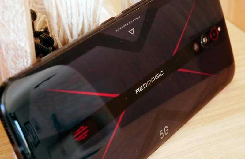 Nubia Red Magic 5G отзывы