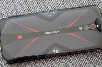 Обзор Nubia Red Magic 5G