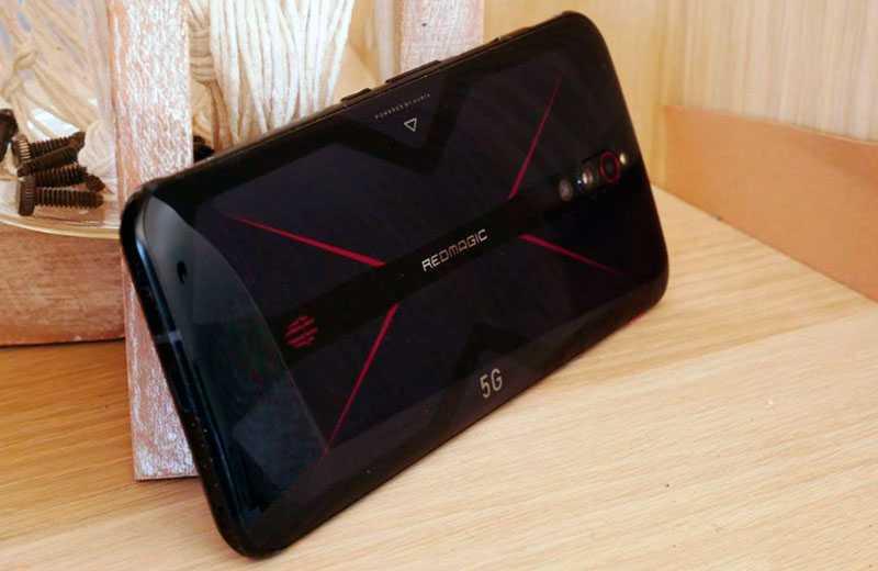 Смартфон Nubia Red Magic 5G