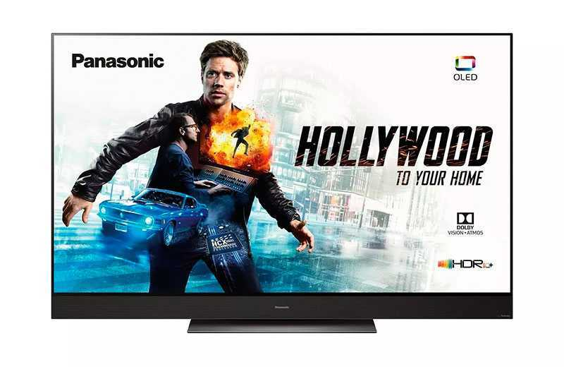 Panasonic TX-55GZ2000E — лучший 4K телевизор 55 дюймов 2019 года