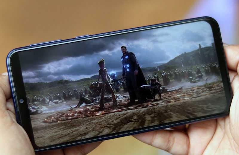 Samsung Galaxy M21 производительность