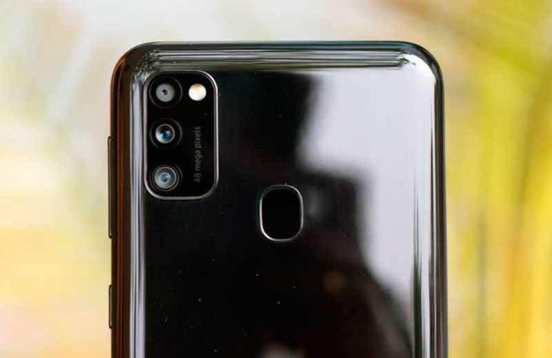 Samsung Galaxy M21 камеры