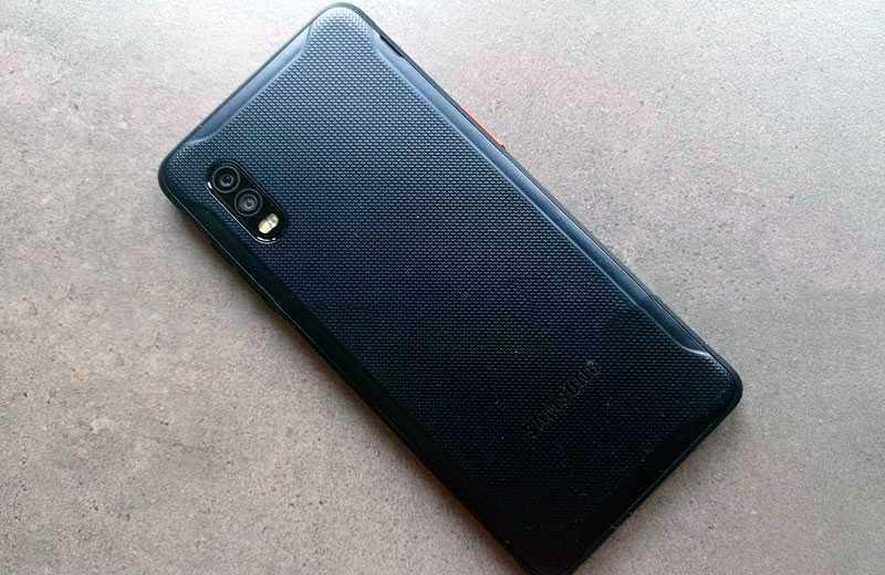 Автономность Samsung Galaxy Xcover Pro