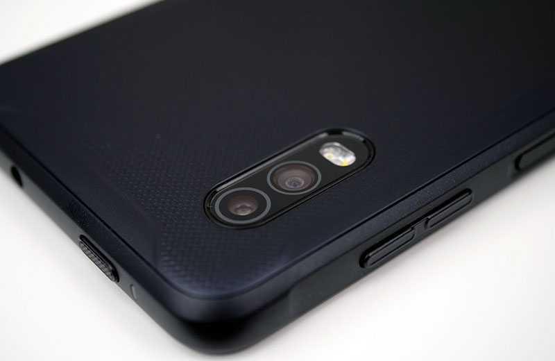 Samsung Galaxy Xcover Pro камеры