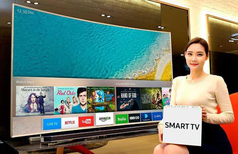 Samsung Smart TV — что это такое?