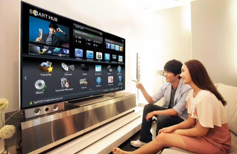 О технологии Samsung Smart TV