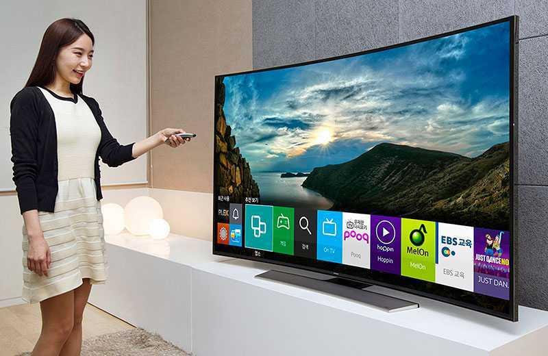 Телевизор Samsung для пользователей техники Apple
