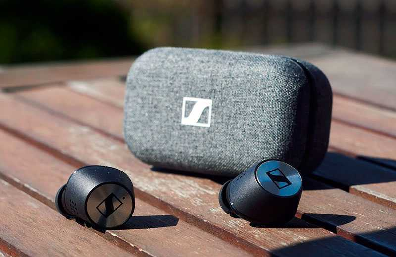 Обзор Sennheiser Momentum True Wireless 2