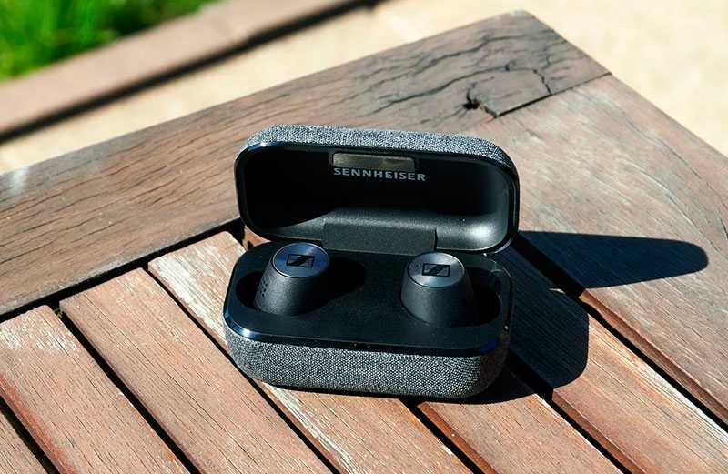 Качество звука Sennheiser Momentum True Wireless 2