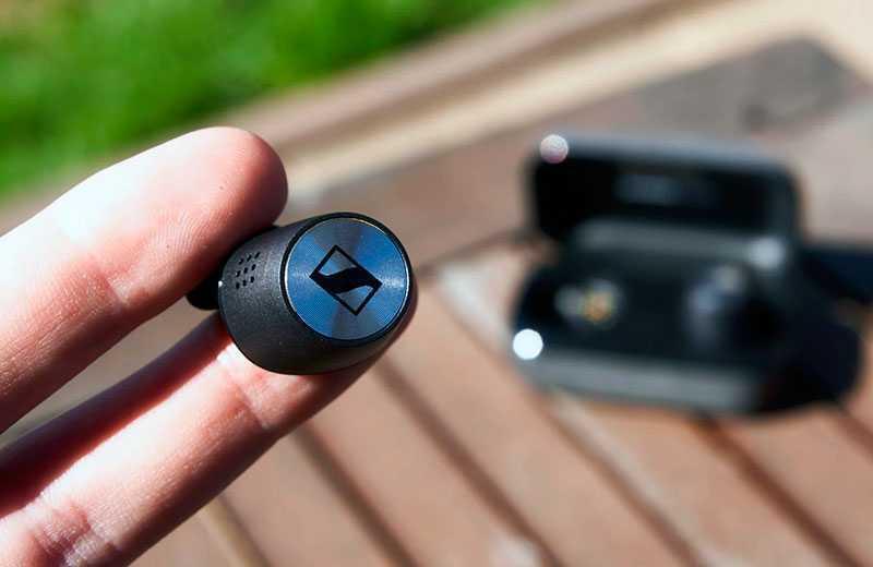 Sennheiser Momentum True Wireless 2 управление