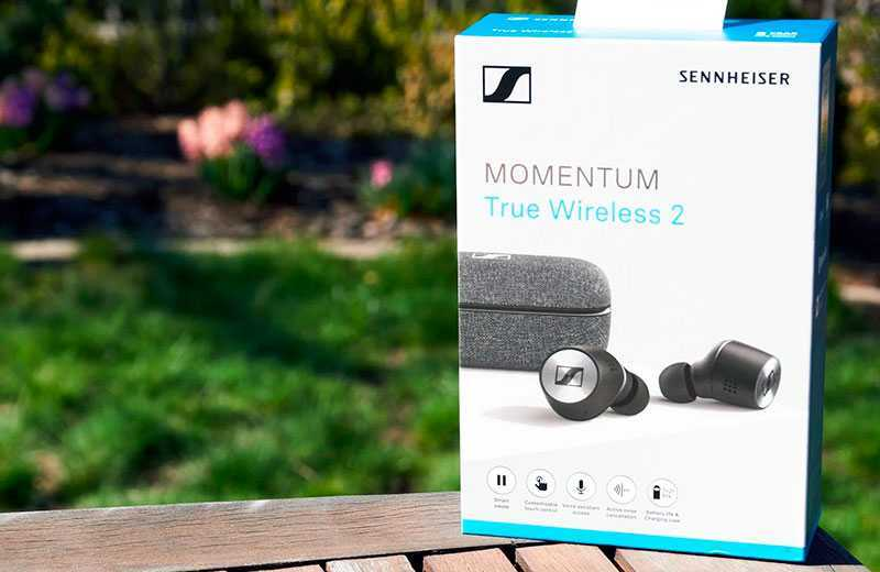 Характеристики Sennheiser Momentum True Wireless 2 и цены