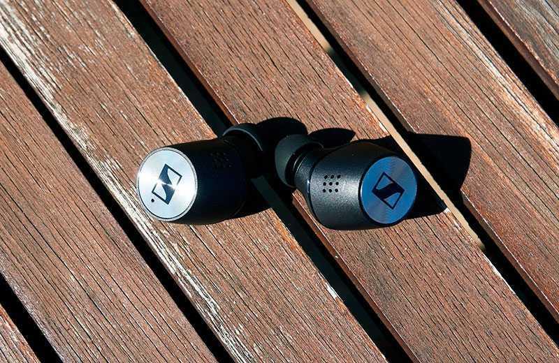 Наушники Sennheiser Momentum True Wireless 2