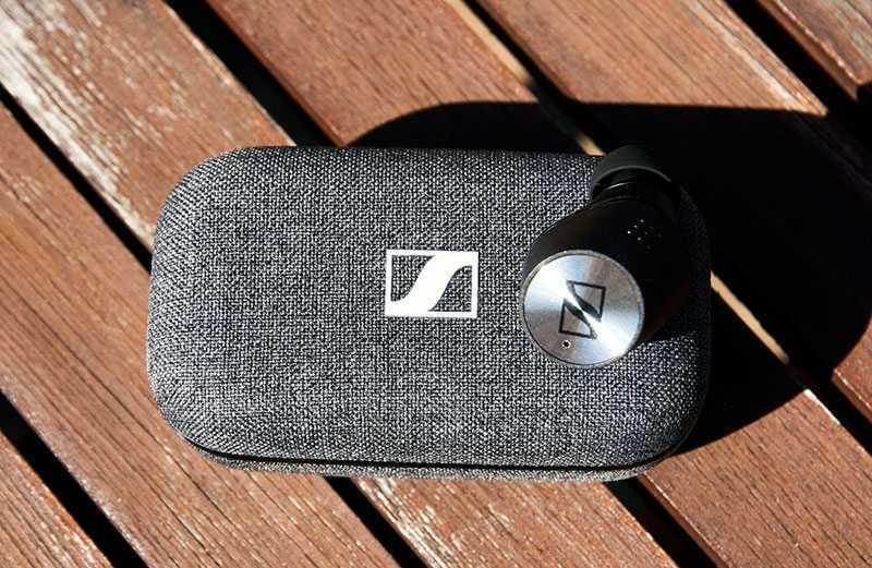 Sennheiser Momentum True Wireless 2 шумопадавление