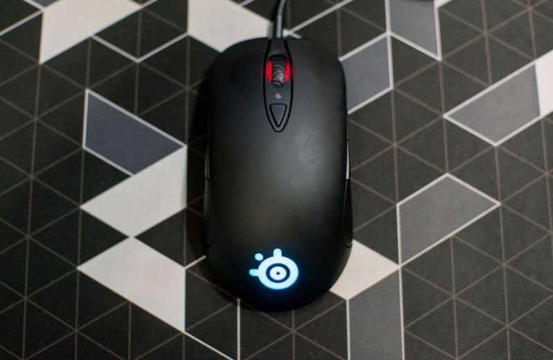 SteelSeries Sensei Ten обзор