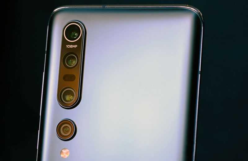 Камера Xiaomi Mi 10 Pro 5G