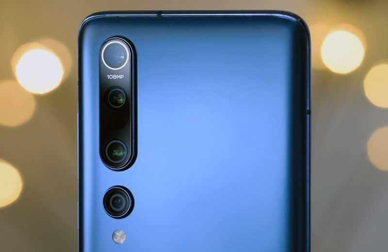 Xiaomi Mi 10 Pro 5G камеры