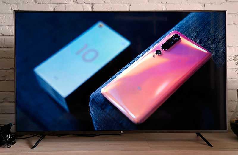 Дисплей Xiaomi Mi TV 4S 55