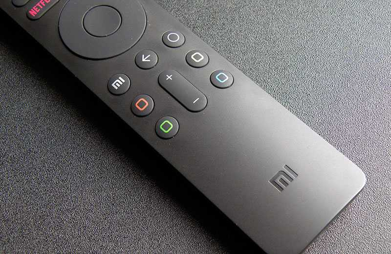 Xiaomi Mi TV 4S 55 управление