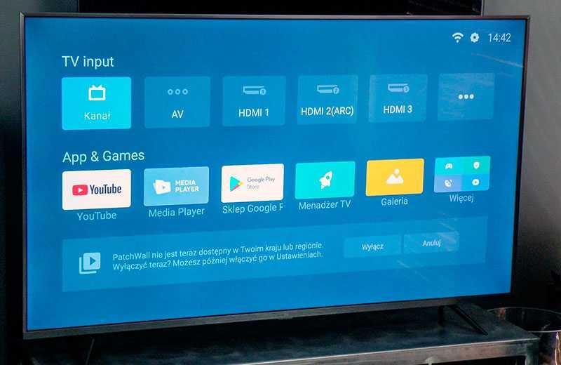 Xiaomi Mi TV 4S 55 ПО