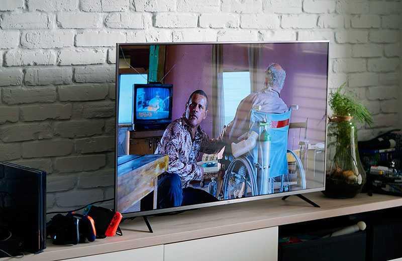 Тест Xiaomi Mi TV 4S 55