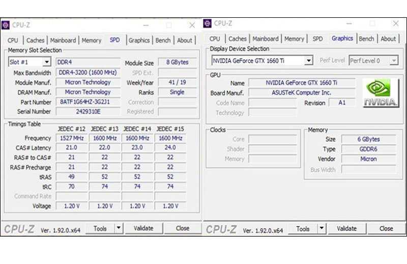 Тесты ASUS TUF Gaming A17