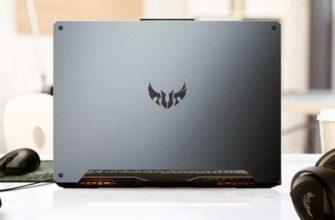 Обзор ноутбука ASUS TUF Gaming A17 с AMD Ryzen 7 — Отзывы TehnObzor