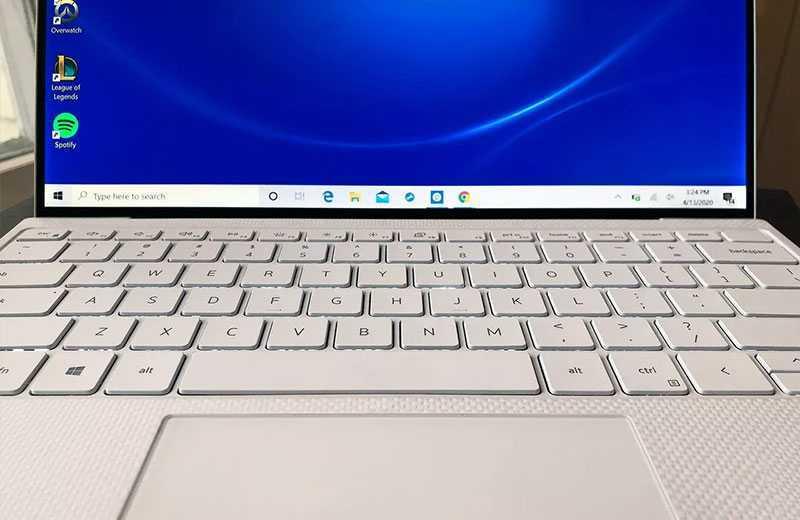 Ультрабук Dell XPS 13 (2020)