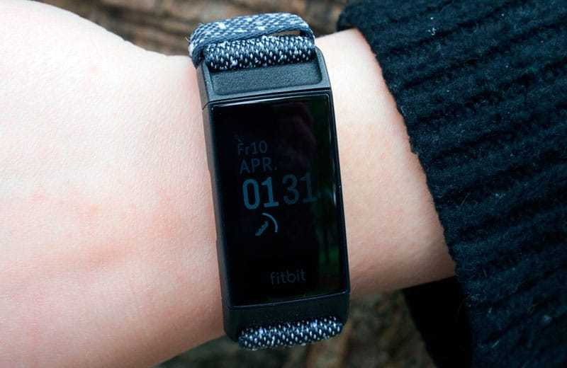 Обзор Fitbit Charge 4