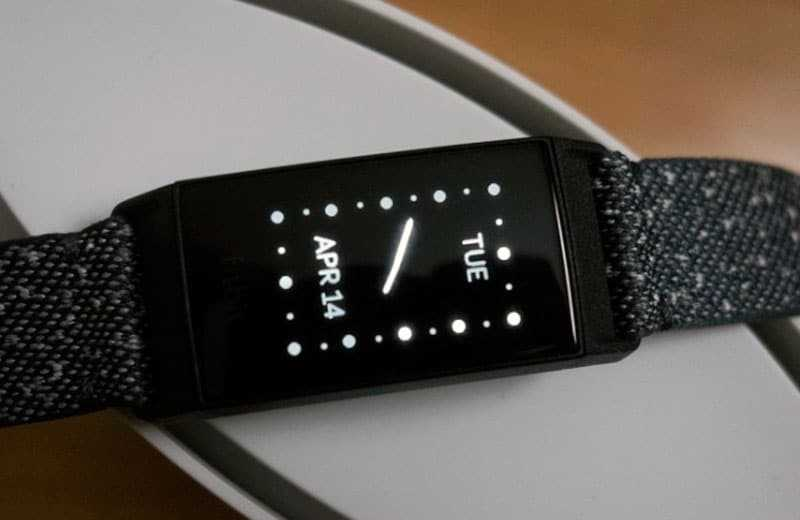 Автономность Fitbit Charge 4