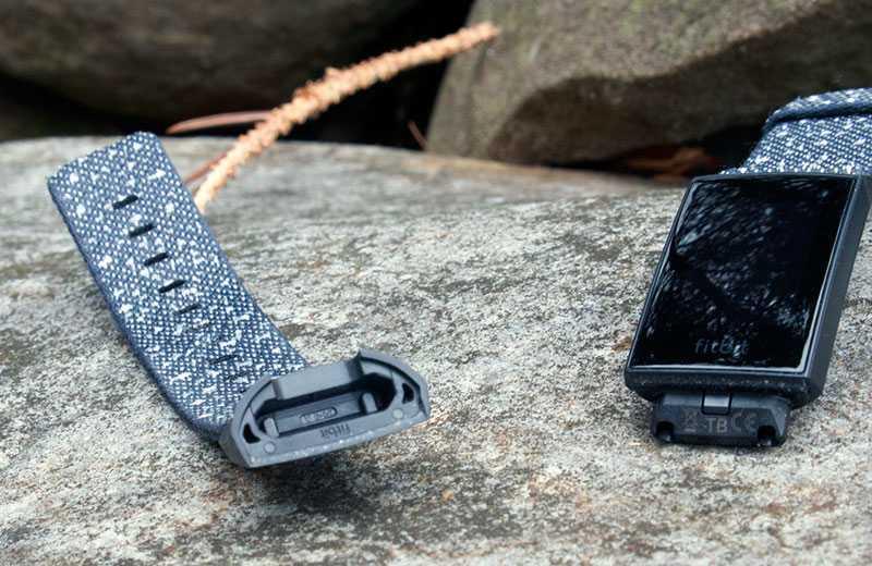 Fitbit Charge 4 на практике