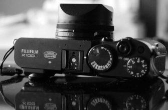 Обзор Fujifilm X100V: камера с новым объективом и экраном — Отзывы TehnObzor