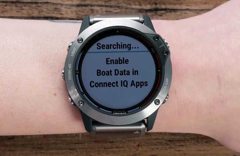 Морские часы Garmin Quatix 6