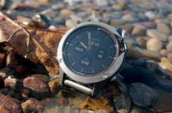 Обзор Garmin Quatix 6: больше чем умные часы моряка — Отзывы TehnObzor