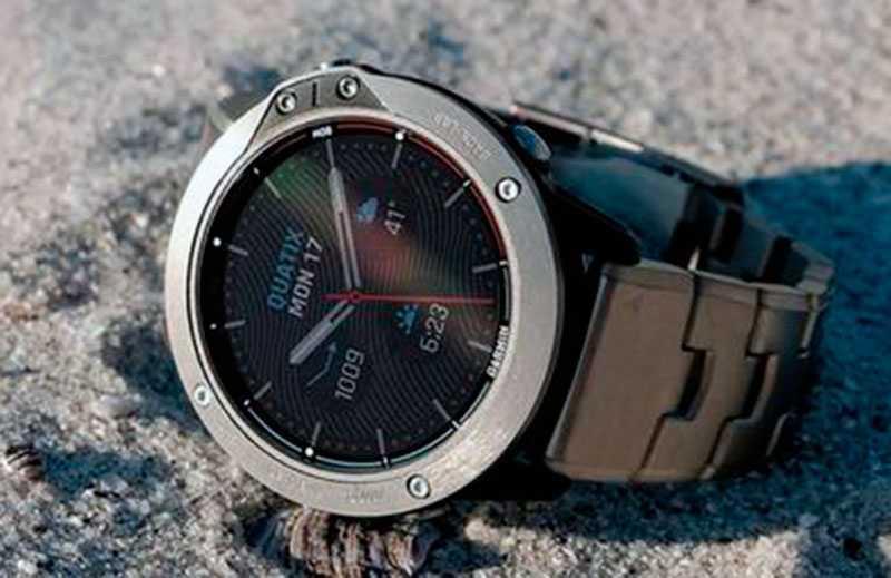 Умные часы Garmin Quatix 6