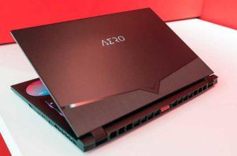 Обзор Gigabyte Aero 17 HDR: мощный процессор с графикой и 4K — Отзывы TehnObzor