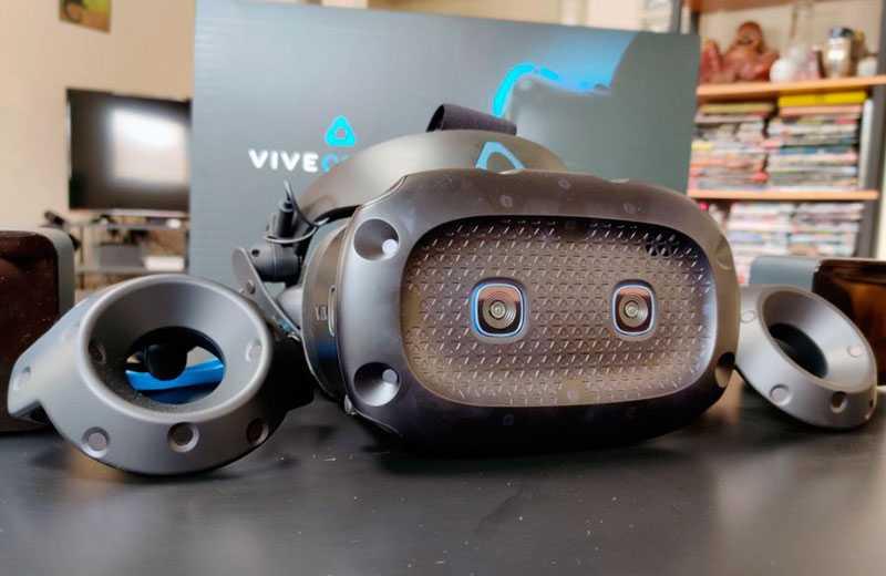 Обзор HTC Vive Cosmos Elite