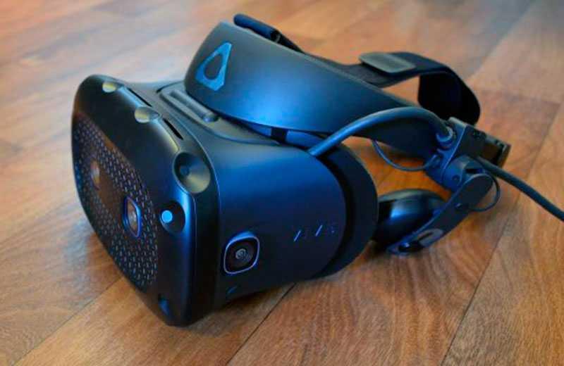 HTC Vive Cosmos Elite на практике