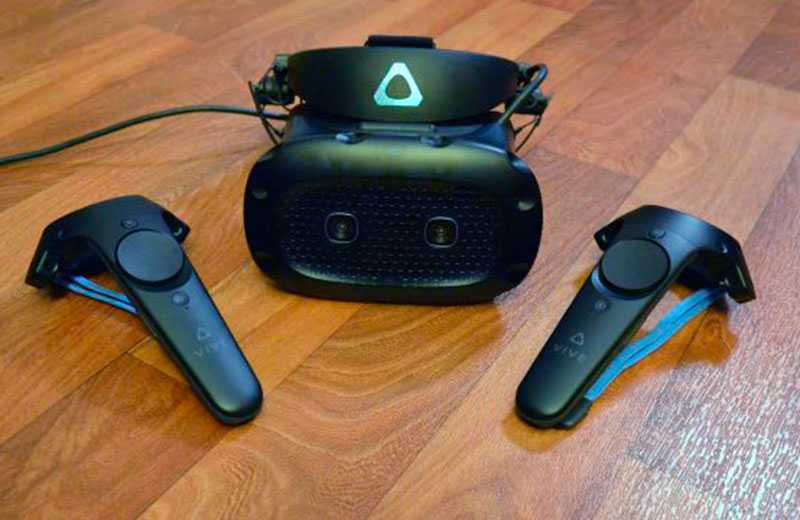 HTC Vive Cosmos Elite обзор